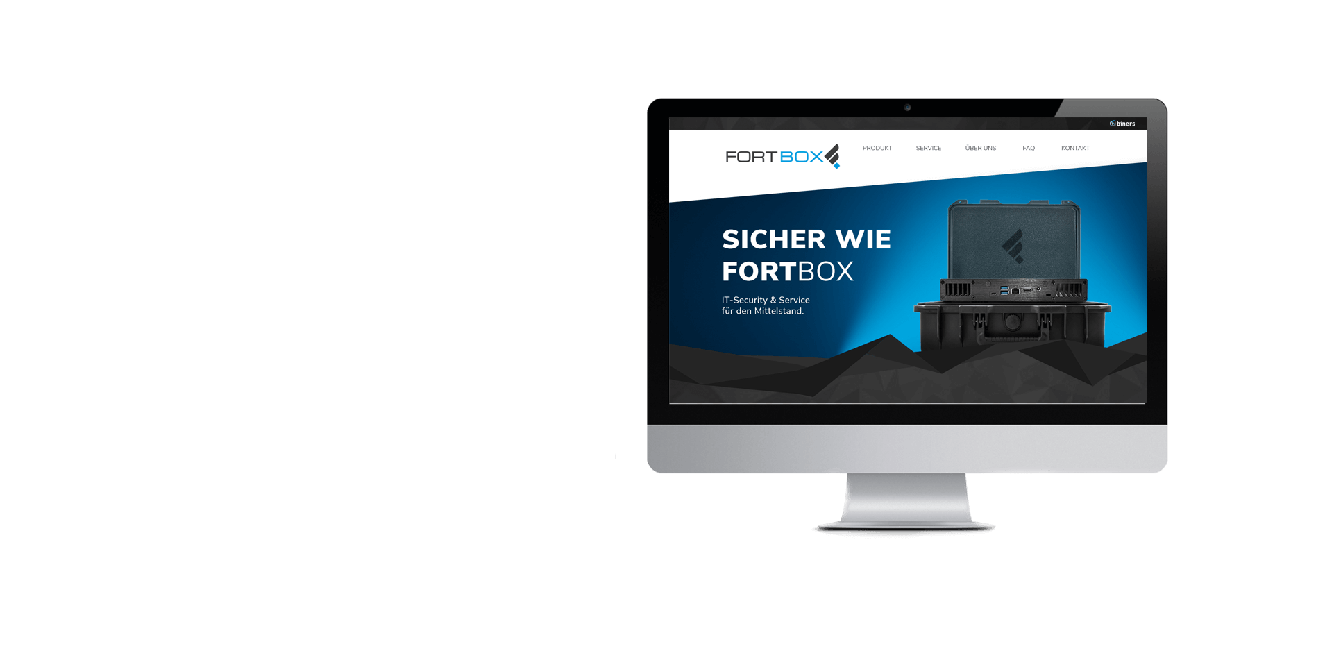 fortbox desktop ansicht
